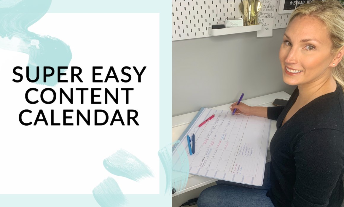 Thumbnail for Broad World's YouTube video about how to make and use a content calendar